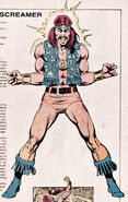 David Angar (Earth-616) from Official Handbook of the Marvel Universe Vol 1 1 0001