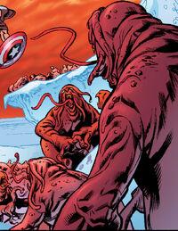 Dire Wraiths (Earth-9997) Universe X Vol 1 3