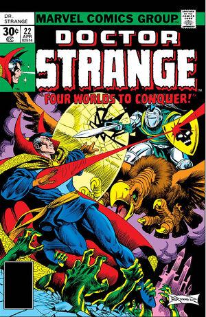 Doctor Strange Vol 2 22