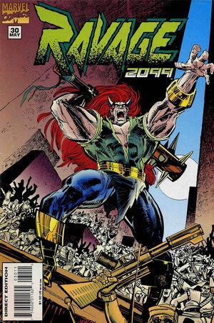 Ravage 2099 Vol 1 30