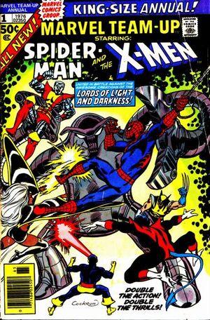 Marvel Team-Up Annual Vol 1 1