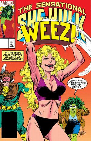Sensational She-Hulk Vol 1 48
