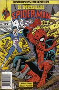 Spectaculaire Spiderman 127