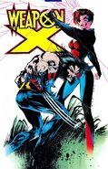 X-Men Chronicles Vol 1 1 Pinup 3
