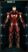 Iron Man Armor MK IX (Earth-199999)