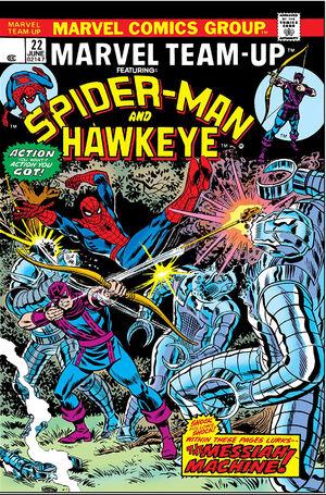 Marvel Team-Up Vol 1 22