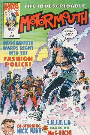 Motormouth Vol 1 1
