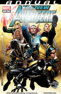 New Avengers Annual Vol 1 2