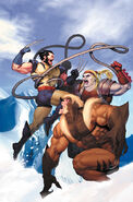 Wolverine Origins Vol 1 8 Variant Olivetti Textless