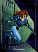 Katherine Pryde (Earth-616) from Marvel Masterpieces Trading Cards 1992 0001