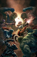New Avengers Vol 1 43 Textless