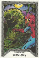 Theodore Sallis and Peter Parker (Earth-616) Spider-Man Team-Up (Trading Cards) 0001
