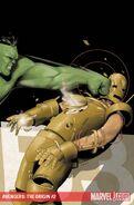 Avengers The Origin Vol 1 2 Textless