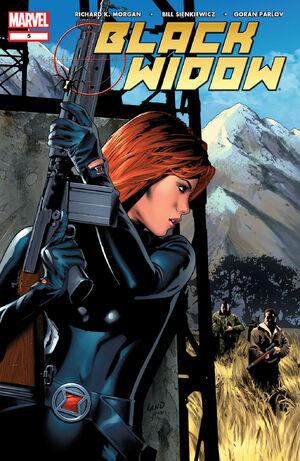 Black Widow Vol 3 5
