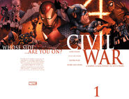 Civil War Vol 1 1 Wraparound
