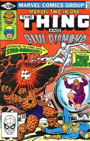 Marvel Two-In-One Vol 1 79