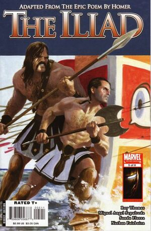 Marvel Illustrated The Iliad Vol 1 5