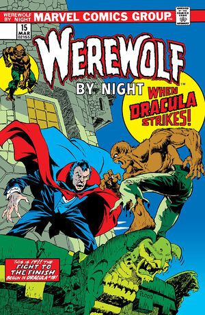 Werewolf by Night Vol 1 15