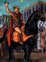 Alexander of Macedon (Earth-20051) Marvel Adventures The Avengers Vol 1 34