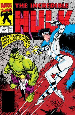Incredible Hulk Vol 1 386
