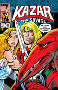 Ka-Zar the Savage Vol 1 30