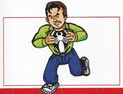 Mike Fichera from Official Handbook of the Marvel Universe Vol 5 Spider-Man - Back in Black