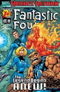 Fantastic Four Vol 3 1