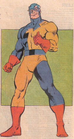 Hector Lennox (Earth-616) from Official Handbook of the Marvel Universe Vol 3 4 001