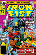 Iron Fist Vol 1 5
