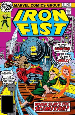 Iron Fist Vol 1 5