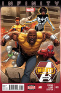 Mighty Avengers Vol 2 1