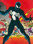 Peter Parker (Earth-616) from Marvel Super Heroes Secret Wars Vol 1 8 cover cut (2)