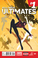 All-New Ultimates Vol 1 1