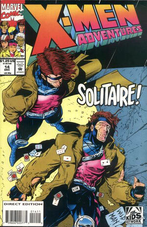 X-Men Adventures Vol 1 14