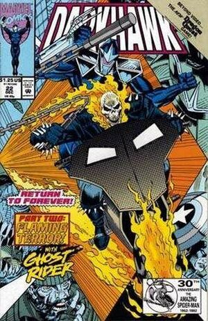 Darkhawk Vol 1 22
