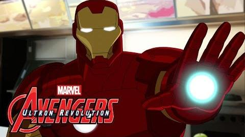 Marvel's Avengers Ultron Revolution Season 3, Ep. 9 - Clip 1