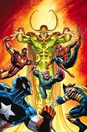 Marvel Adventures The Avengers Vol 1 5 Textless