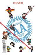 Avengers Arena Vol 1 14 8-Bit Variant