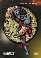 James Proudstar (Earth-616) from Marvel Universe Cards Series III 0001