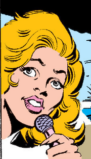 Amy Lou Johnston (Earth-616) from West Coast Avengers Vol 1 4 001