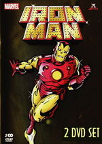 Invincible Iron Man 1966 cartoon