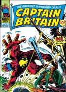 Captain Britain Vol 1 29