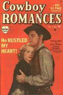 Cowboy Romances Vol 1 2