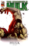 Incredible Hulk Vol 1 605 70th Anniversary Variant