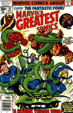 Marvel's Greatest Comics Vol 1 70