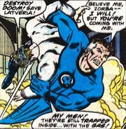 Reed Richards, Zorba Fortunov (Earth-616) from Fantastic Four 198