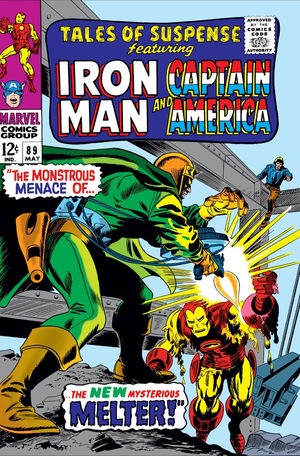 Tales of Suspense Vol 1 89