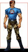 Michael van Patrick (Earth-616) from Avengers Assemble Vol 1 1 0001