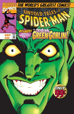 Untold Tales of Spider-Man Vol 1 25