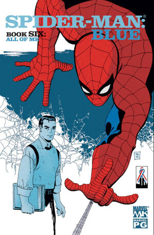 Spider-Man Blue Vol 1 6